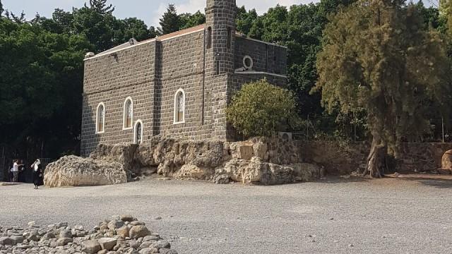 Crkva Petrova prvenstva (Galilejsko jezero).