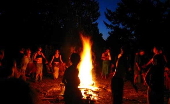 bonfirecircle